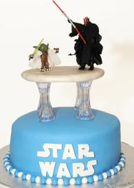 Gâteau StarWars