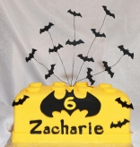 Gâteau légo Batman